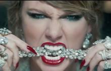 Тейлър Суифт снима клип в Лондон