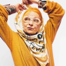 Защо Vivienne Westwood се отказа от ревютата в Лондон?
