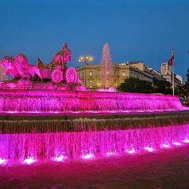 """Площад """"Ла Сибелес"""" в Мадрид"""