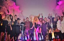 Фризьорът на Първата дама с уникално шоу за Mi Amante Professional