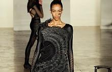 3D дрехи от модния подиум в Ню Йорк