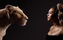 """Бионсе пусна свой албум и клип, вдъхновени от """"Цар Лъв"""""""