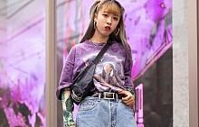 Уличната мода на Токио това лято