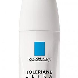 Околоочен крем Toleriane Ultra на la Roche-Posay с термална вода La Roche-Posay – премахва раздразнения и подпухване на околоочния контур.