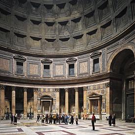 "Tомас Щрут ""Пантеон, Рим"" (1992 г.) $ 1 049 000"