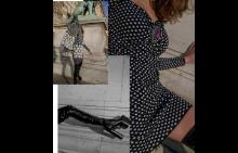 Да се разходиш в новите визии на Emanuel Ungaro в Париж