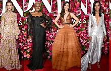 Всички визии от наградите TONY 2018