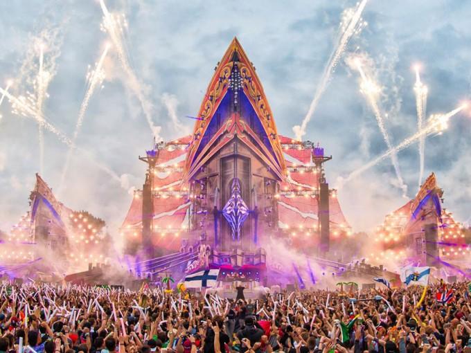 Defqon.1 Weekend Festival / 22-24 юни 2018 г., Бидингхейзен, Холандия
