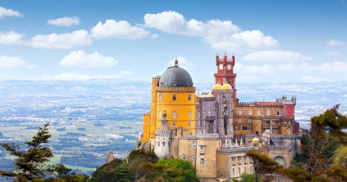Дневници от Португалия: Синтра и Кашкеш