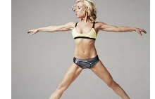 5 изненадващи фитнес правила от Трейси Андерсън