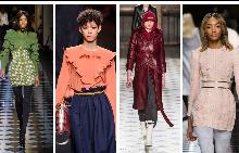 10 модни тенденции, които ни завещаха току-що приключилите седмици на модата