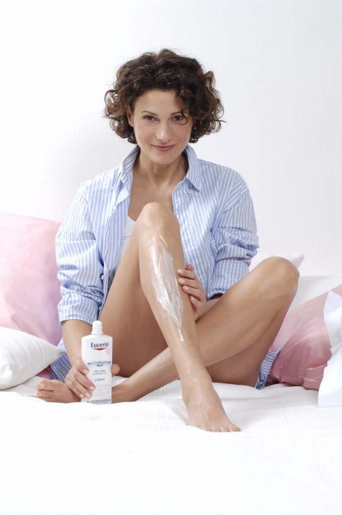 В ежедневната грижа трябва да присъстват липиди и овлажняващият фактор урея.