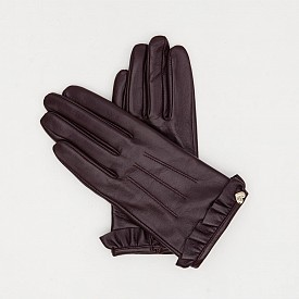 Кожени ръкавици Twin Set