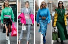 96 street style визии от улиците на Ню Йорк, есен-зима 2018/2019