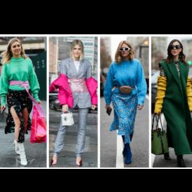 Най-добрите street style визии от улице на Ню Йорк, есен-зима 2018/2019