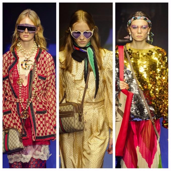 Алесандро Микеле представи новата си  колекция за Gucci