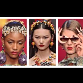 Най-ярките аксесоари от модния подиум в Милано