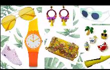 Цветни аксесоари за свежо пролетно настроение