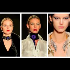 40 бижута от модния подиум, в които ще се влюбите