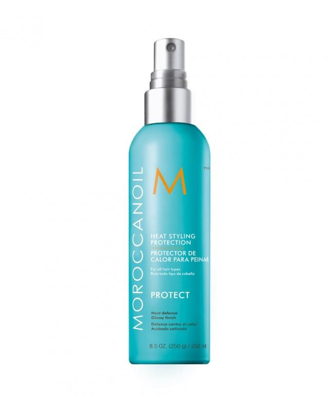 Термозащитен крем за коса Heat Styling Protection на  Moroccanoil