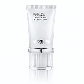 Слънцезащитен крем за лице Cellular Swiss Protection Veil на LA PRAIRIE
