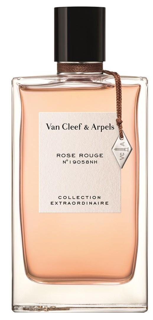 Rose Rouge на VAN CLEEF & ARPELS отдава почит на розата, която...