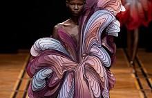 Завладяващите образи от Iris Van Herpen Haute Couture