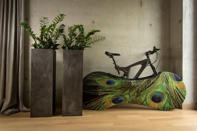 Калъф за колело  Velosock от DaWanda.com