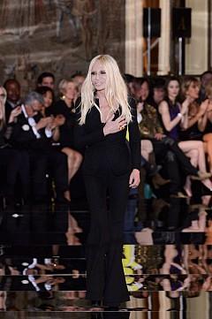 Versace Paris Haute Couture SS15