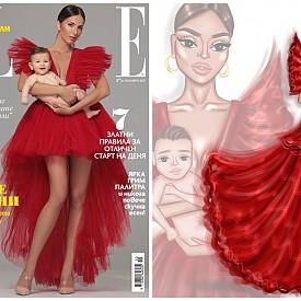 Vexy превърна Александра Петканова в истинска кукла