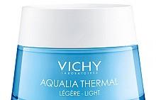 Започнете деня с: доза хидратация с новия крем Aqualia Thermal Light на VICHY.