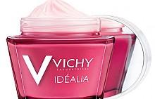 Енергизиращ крем с изглаждащ и озаряващ ефект Idealia на VICHY