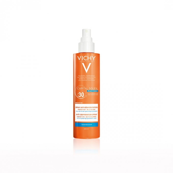 Слънцезащитен спрей против дехидратация на VICHY