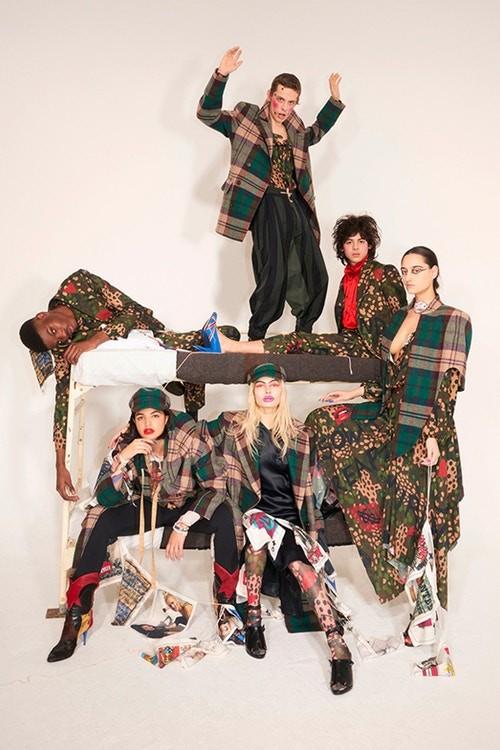 Vivienne Westwood, есен-зима 2018