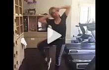 Тренировката на Бионсе в 15 секунди