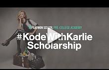 Карли Клос дава стипендия за обучение по програмиране