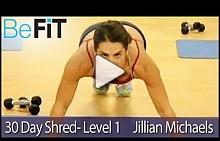 Jillian Michaels 30-Day Shred: Level 1