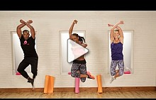 Popshugar Fitness кардио тренировка на основа на танците