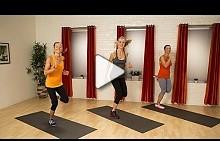 10-минутна тренировка за цялото тяло с Астрид Макгуайър