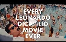 Всички роли на Леонардо ди Каприо.
