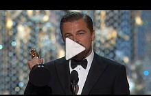 Речта на Леонардо ди Каприо от сцената на Оскарите 2016