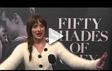 """Видео от премиерата на """"50 нюанса сиво"""" в Ню Йорк"""