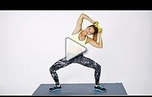 5 минути за плосък корем с тренировката на Popsugar Fitness