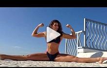 Bianca Bree Van Damme Ice Bucket Challenge