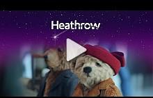 Коледна реклама на летище Хийтроу
