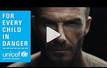 Violence marks forever - Join David Beckham and end violence against children