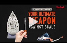 Tefal Linen Care- Test the Calc Collector