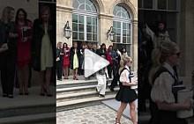Dior есен-зима 2017/2018 в Париж през очите на модния блогър Венета и дъщеря й Кайра