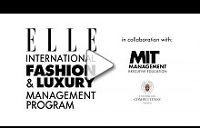 David Schmittlein: ELLE International Fashion and Luxury Management Program