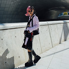 20 street style визии от Seoul Fashion Week